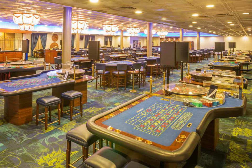 Deltin Royale Poker Room Casino India Indian Casino Cruise