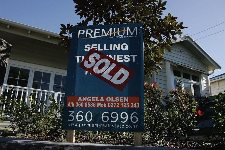 New Zealand House Prices Continue to Rise