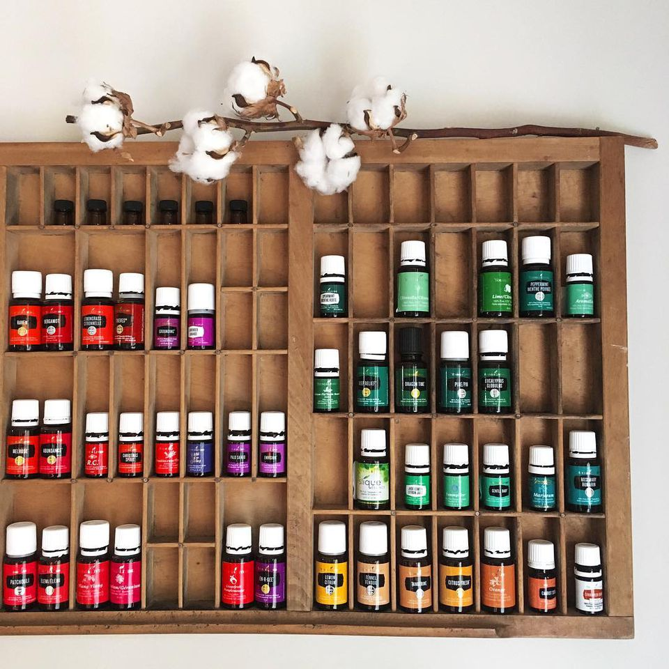 How to use letterpress drawers
