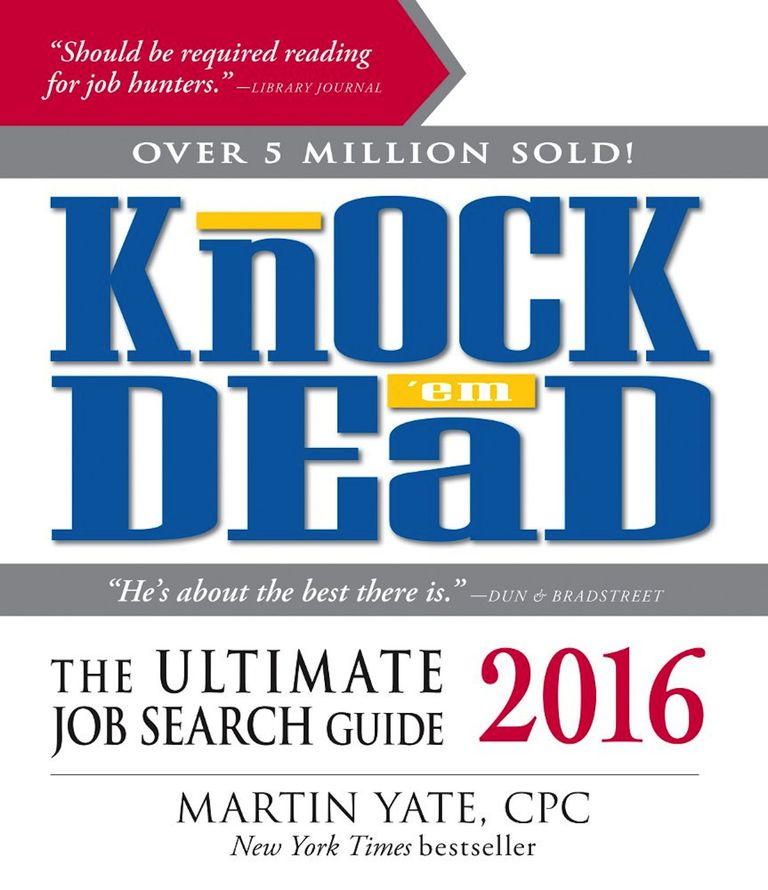 Knock Em Dead Book