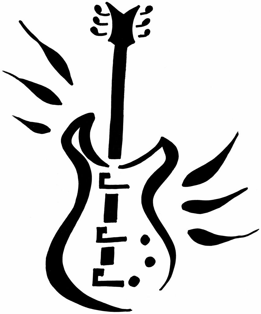 Creative Pumpkin Carving Patterns Guitar Butterfly More
