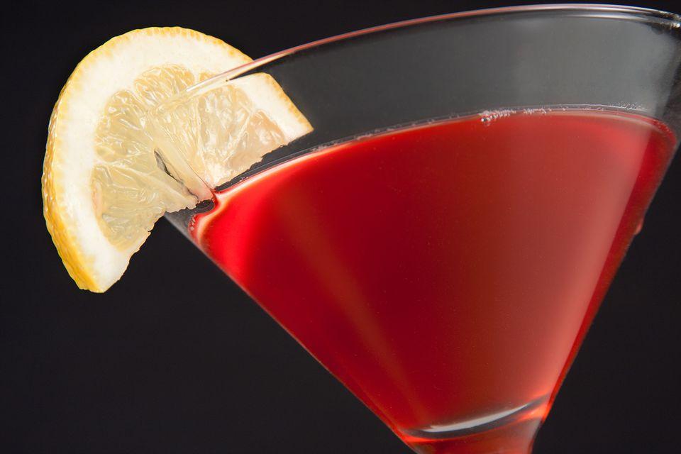 Oval Vodka's Red Carpet Cocktail