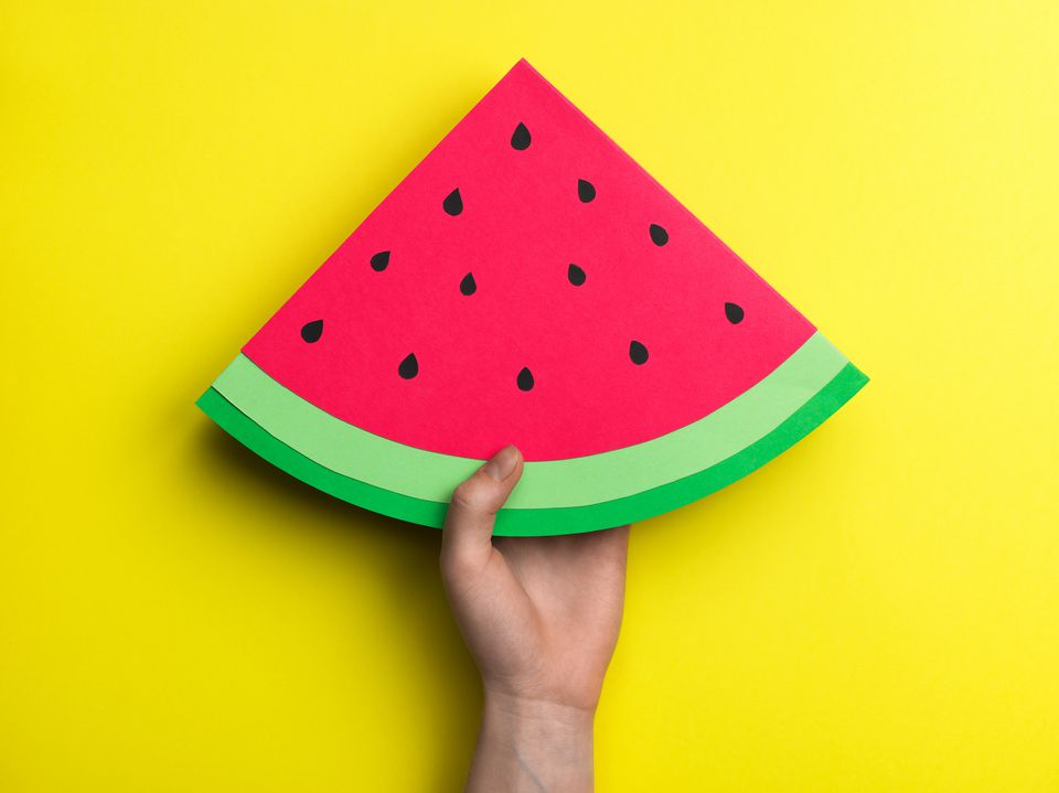 8 Summer Fruit Crafts For Kids