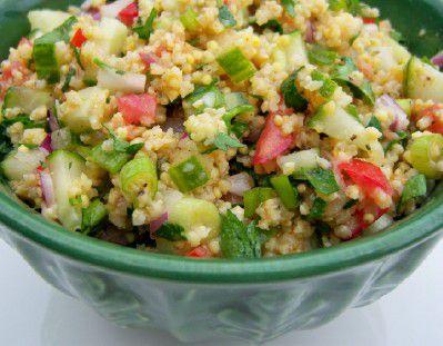 Gluten-Free Millet Tabbouleh Recipe Image Teri Gruss