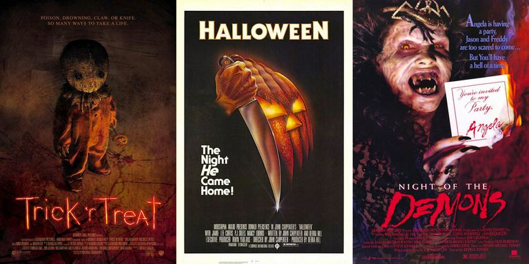 Hosting a Horror Movie Marathon Film Ideas
