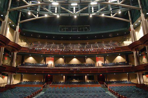 Christopher Newport University Ferguson Center for the Arts