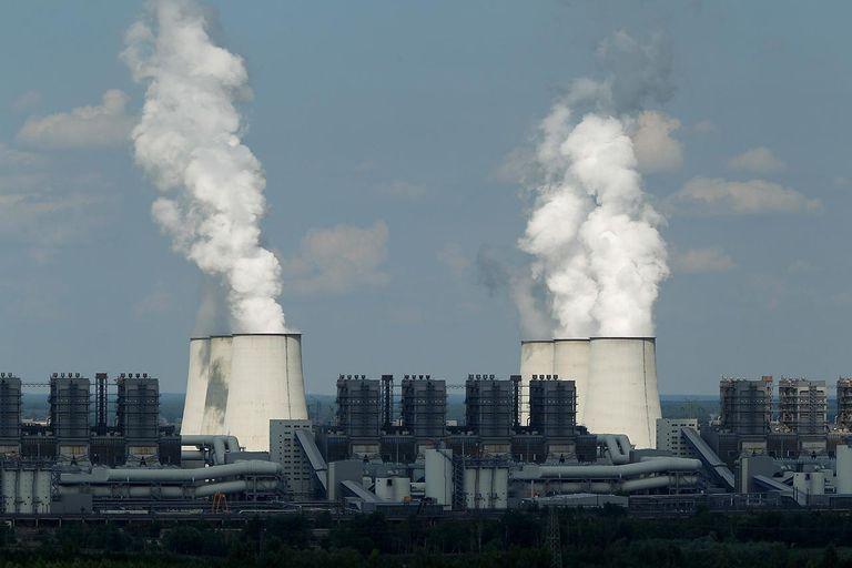 Jaenschwalde Coal-Fired Power Plant