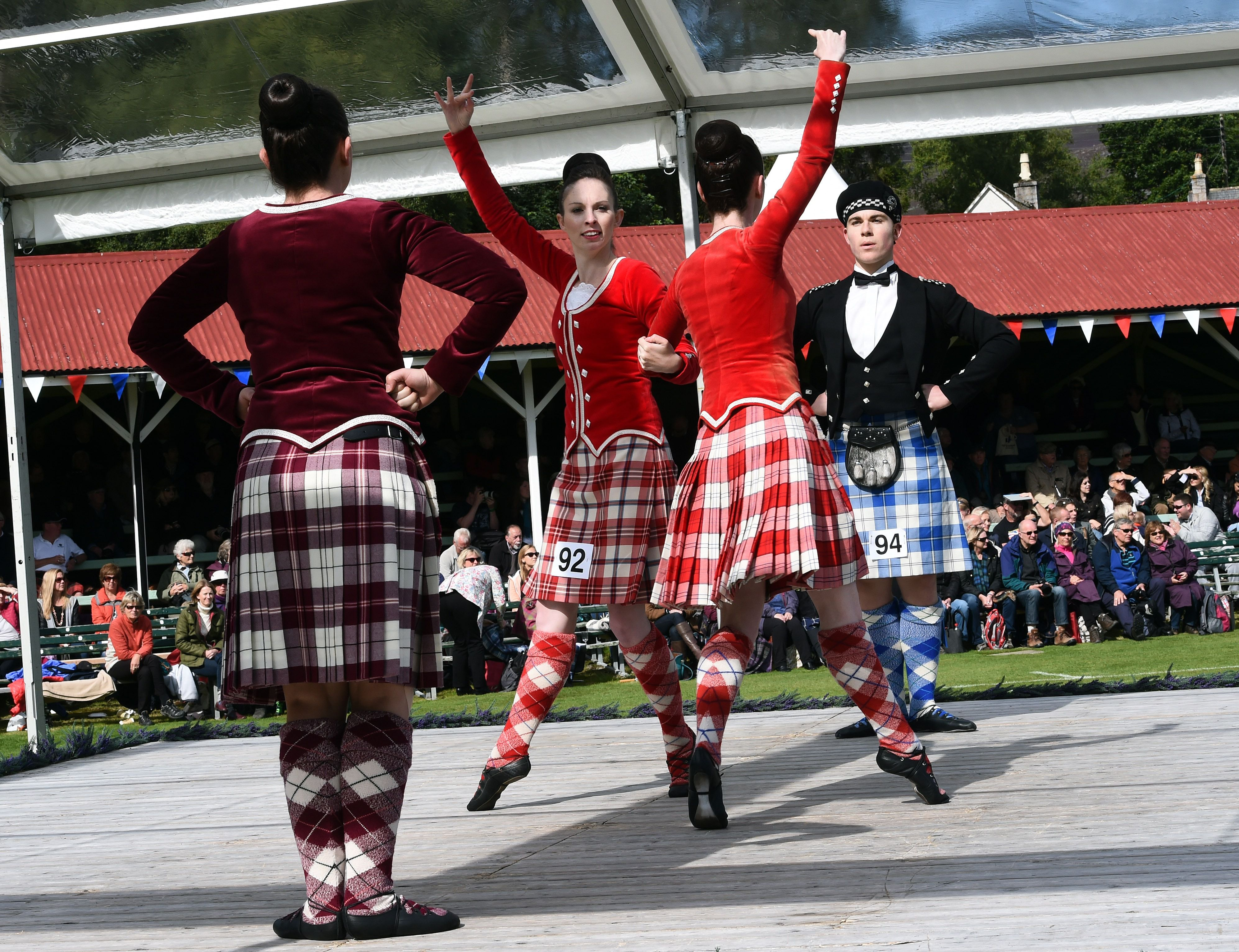 Have a Highland Fling at Scotland's Traditional Scottish Games