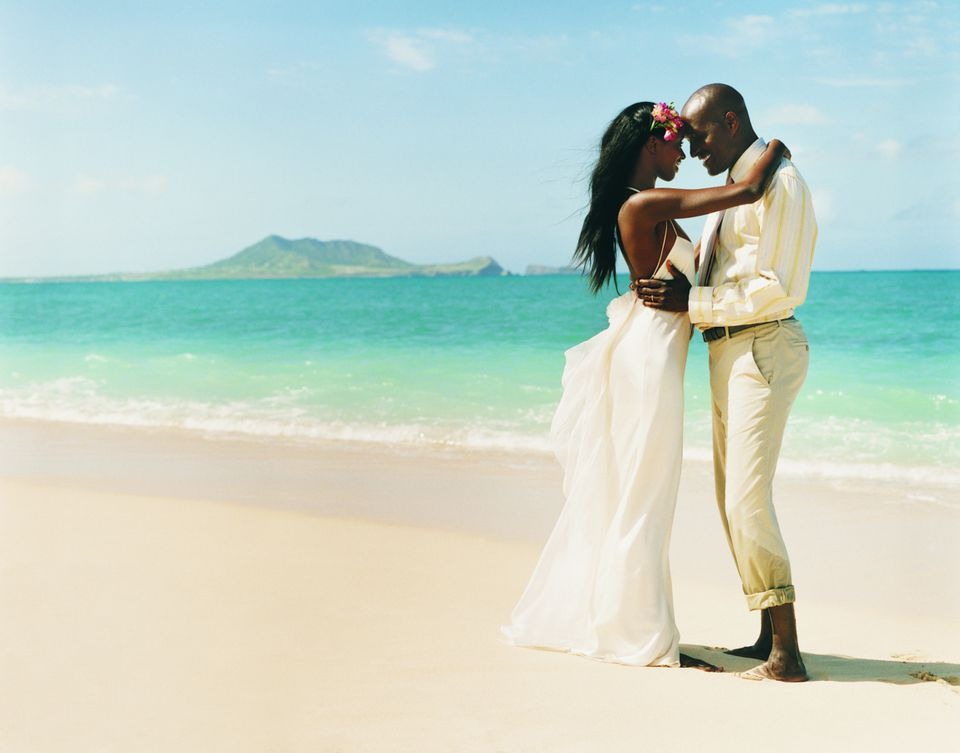 Whats trending in the destination wedding world destination wedding on the beach junglespirit Images