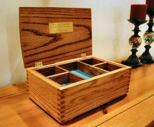9 Free Diy Jewelry Box Plans