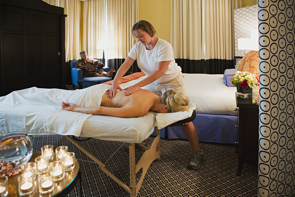 In-Room Massage