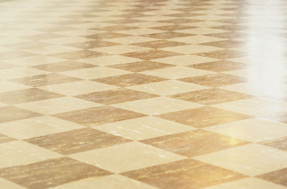 Vinyl versus linoleum flooring for Vinyl tile over linoleum