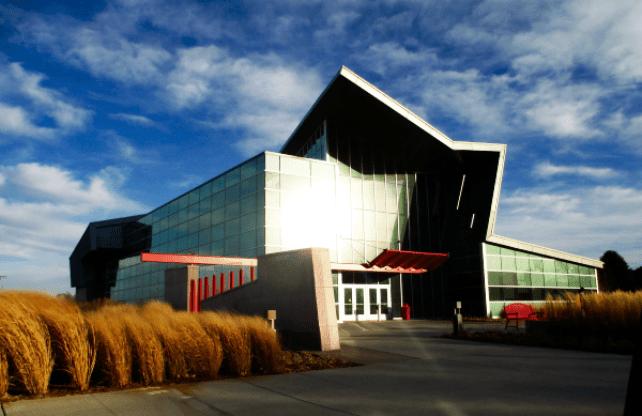 University of South Dakota Wellness Center