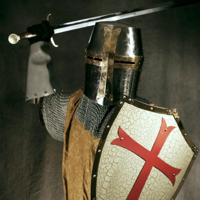 Knight of the Crusades