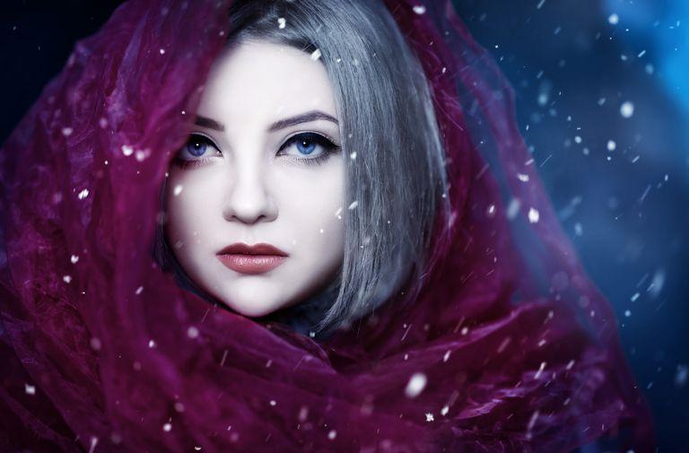 Winter Goddess