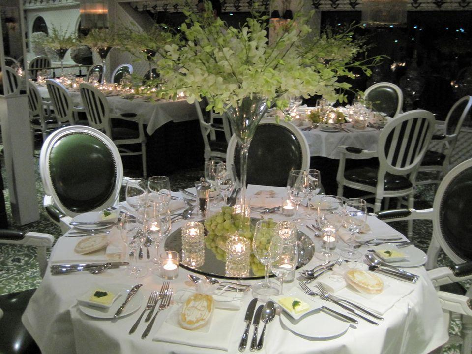 Uniworld S.S. Antoinette Dining Room