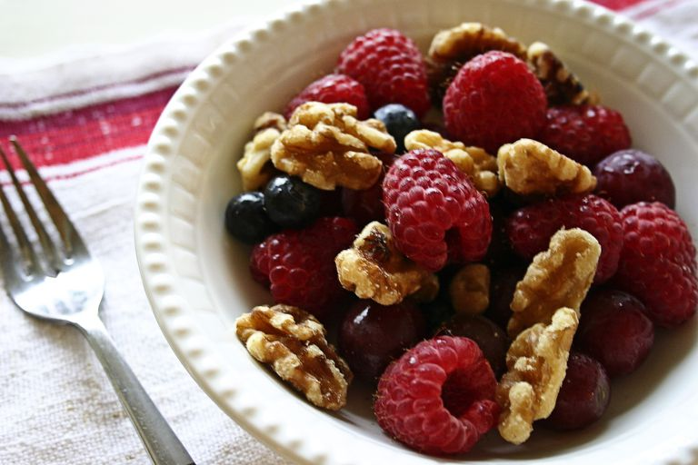 Berries and Walnuts