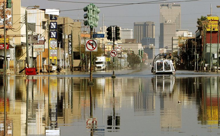 Hurricane Katrina Aftermath - Day 14 NEW O... By: