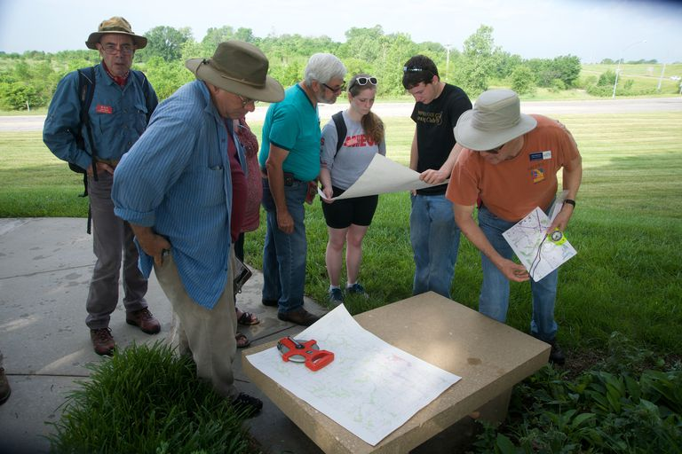 Kansas Archeology Training Program Field School