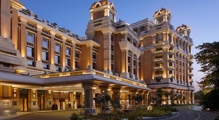 ITC Grand Chola, Chennai.