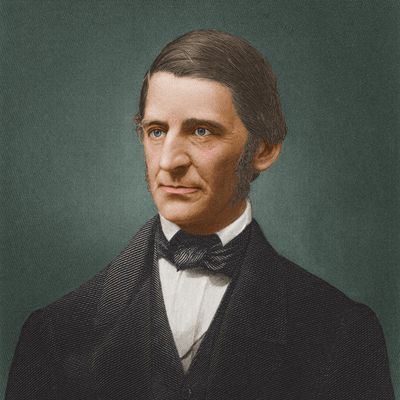 "a biography of ralph waldo emerson and the characteristics of transcendentalism 1) emerson was a renowned american essayist, poet and lecturer 2) emerson was a prominent leader in the transcendentalist movement of the 19 th century, summarizing transcendentalism's beliefs and values in his 1836 essay entitled "" nature "" which was more philosophical than naturalistic."