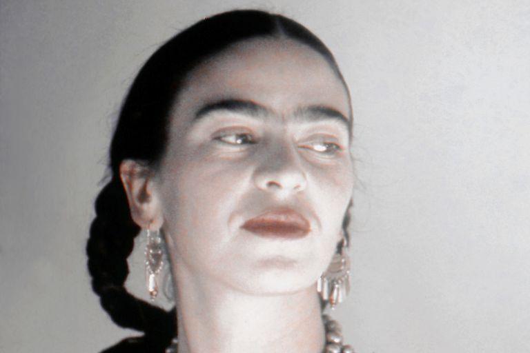 Frida Kahlo about 1940
