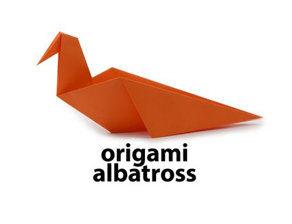 easy origami swan instructions