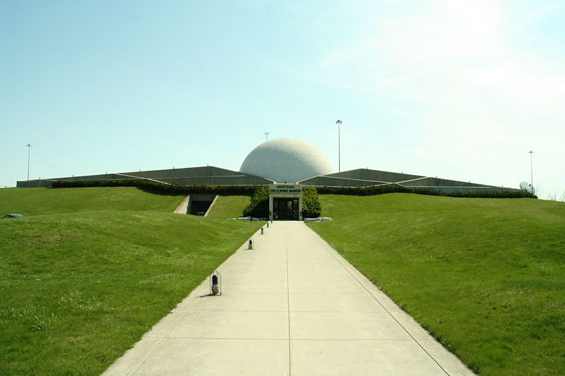 Neil Armstrong Air and Space Museum