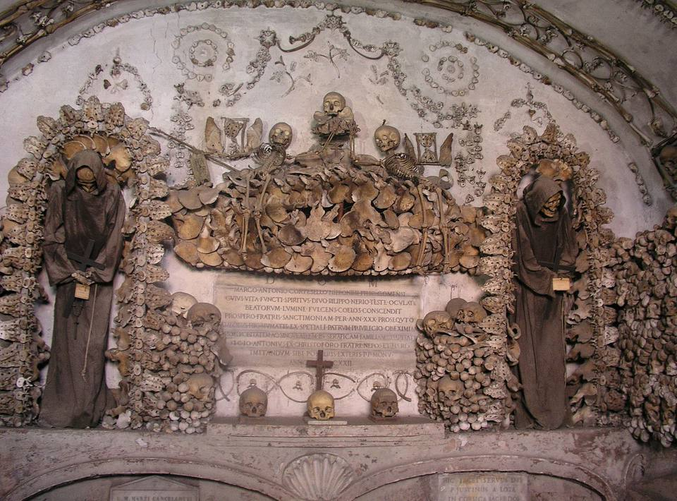 The Crypt of the Capuchin Monks