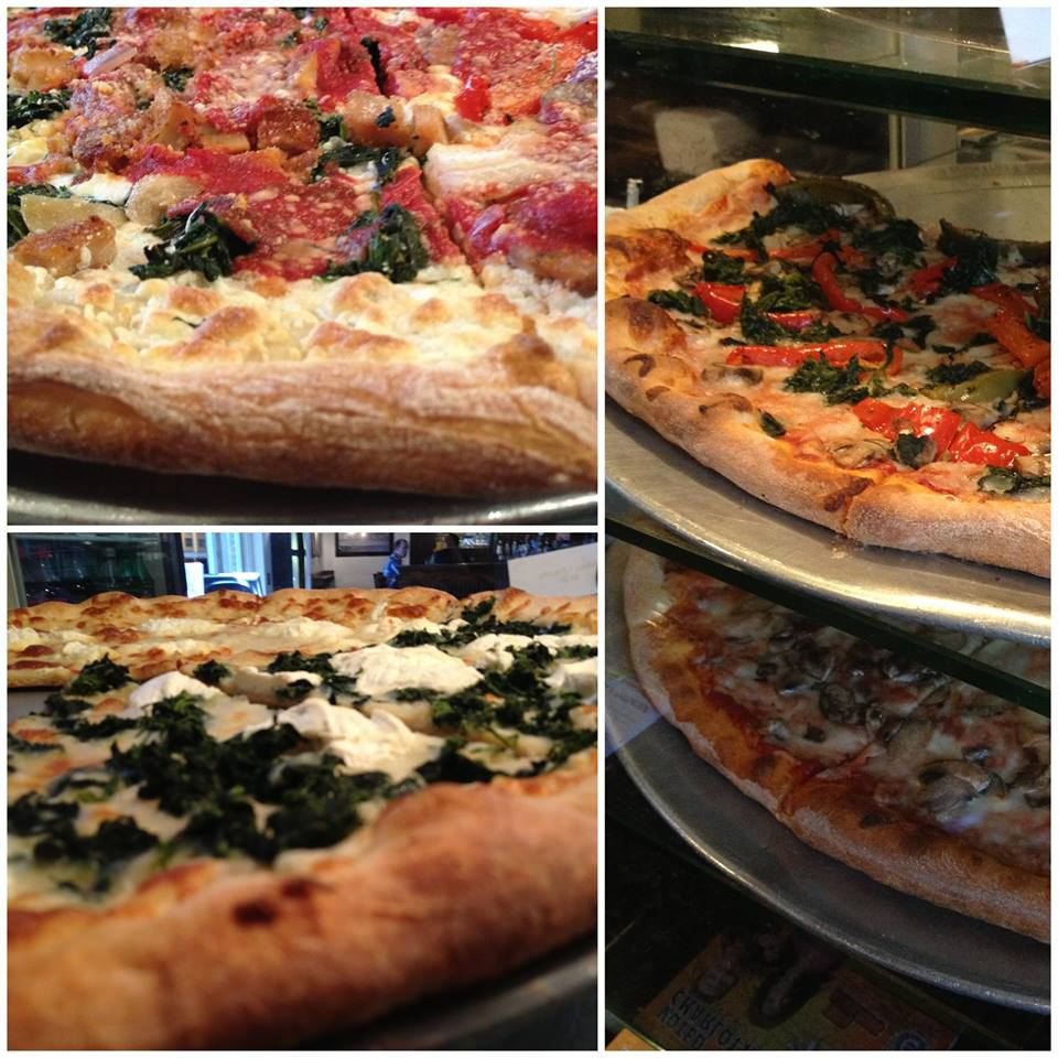 Where to get Charlotte's best pizza