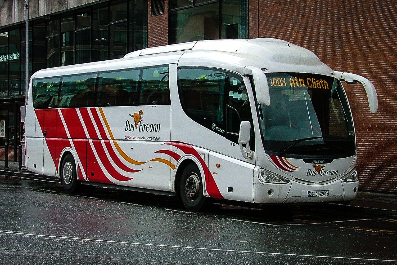 Public Transportation In Ireland