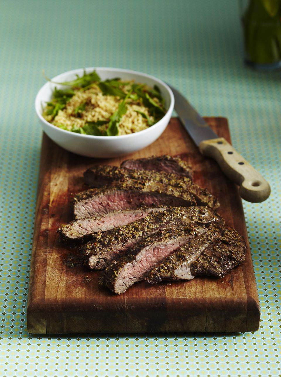 Moroccan Flank Steak