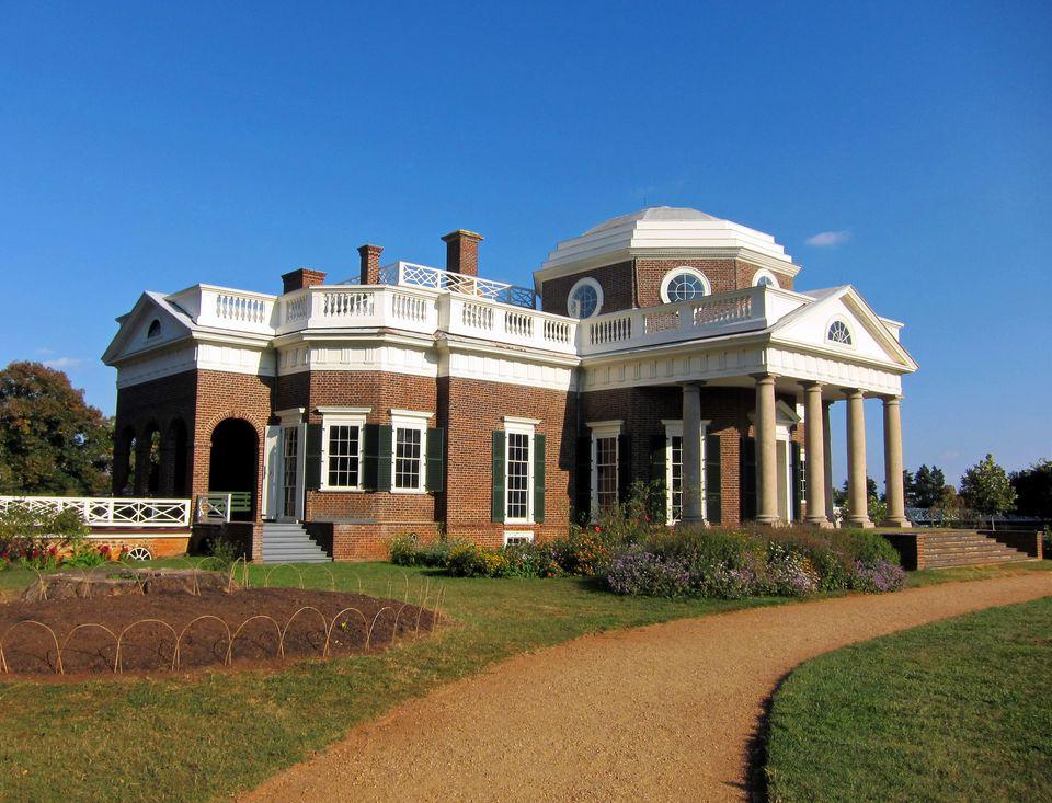 path to Monticello