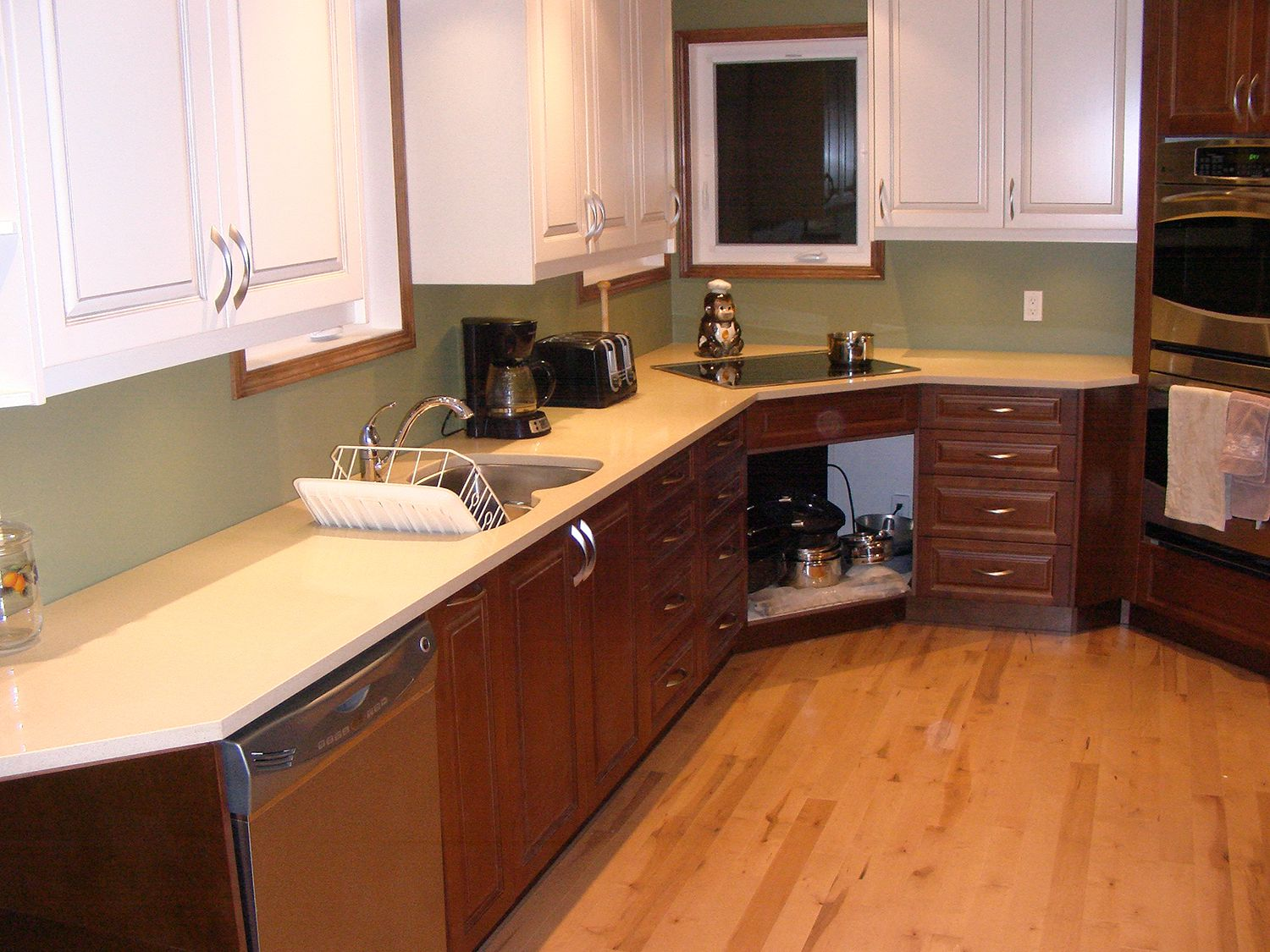 learn about how to resurface a countertop