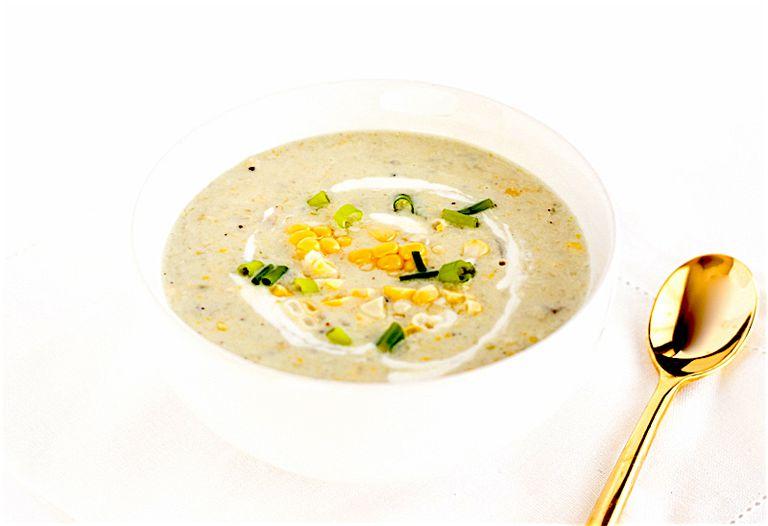 corn jalapeno soup