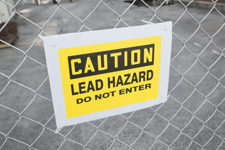 Lead is an example of a heavy metal, a dense metal capable of causing environmental damage.