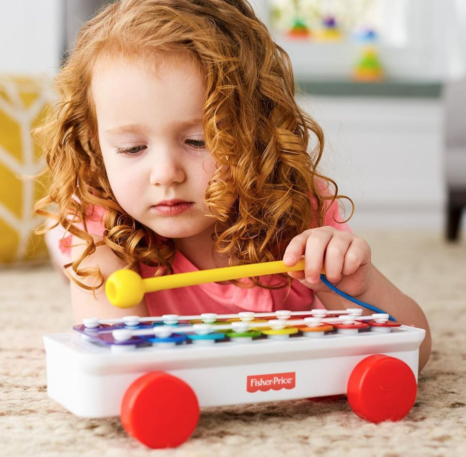 Fisher-Price Classic Xylophone Toy