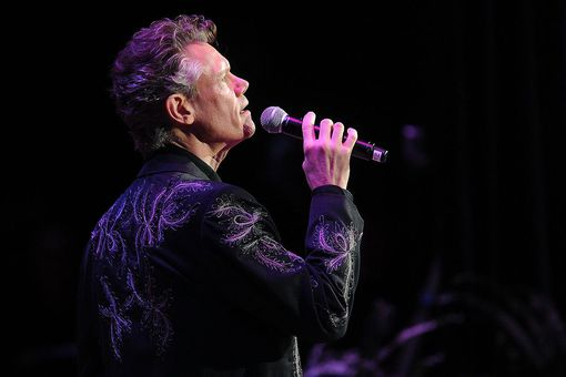 Randy Travis performs during the 4th Annual ACM Honors at the Ryman Auditorium on September 20, 2010 in Nashville, Tennessee.