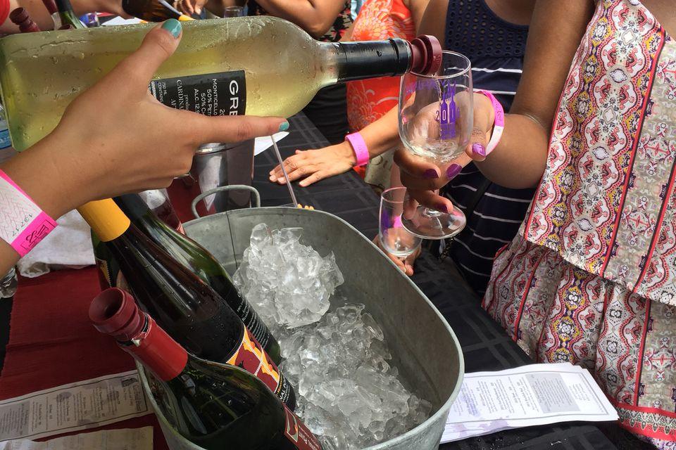 Vintage Virginia Wine Festival