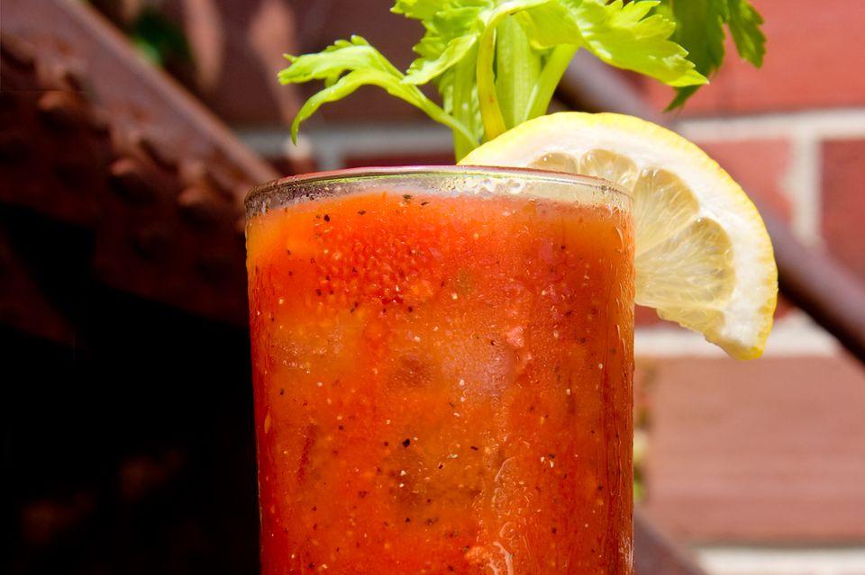 Popular Bloody Caesar Cocktail Recipe