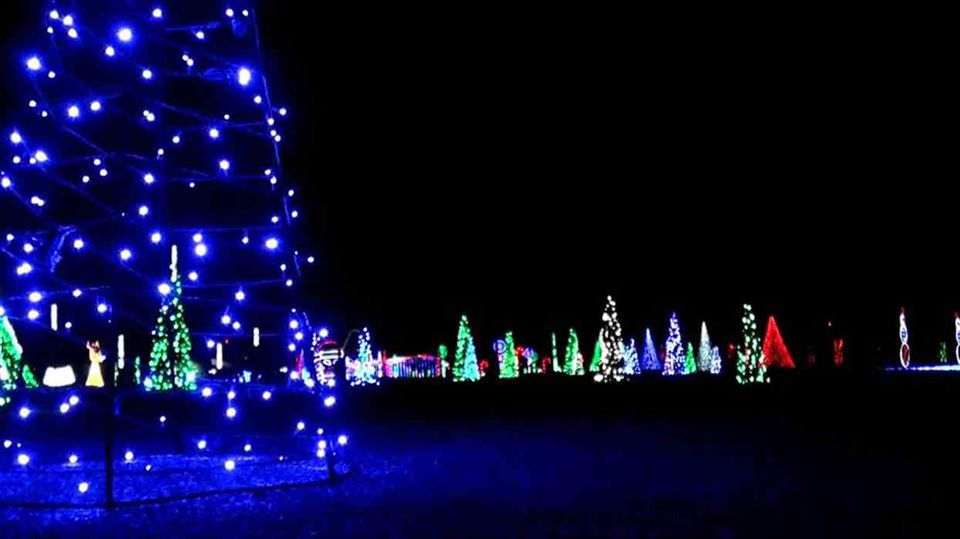 Christmas Lights Nashville Tn
