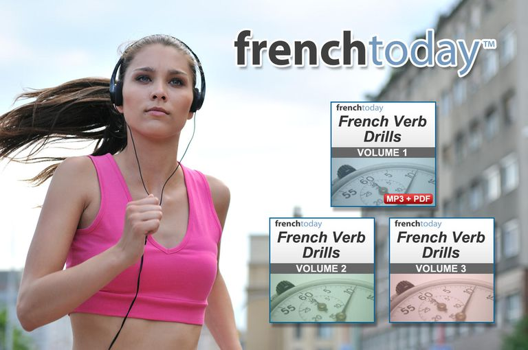 French Verb Conjugations Audiobooks