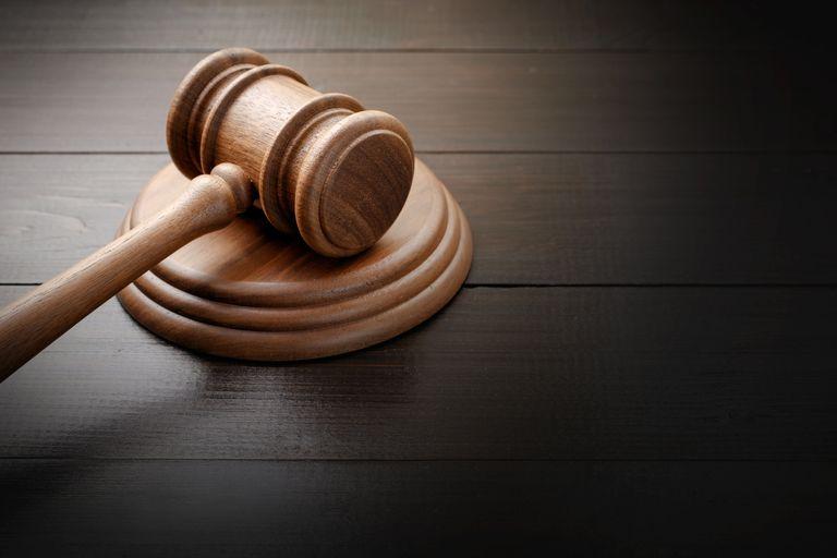 martillo de juez