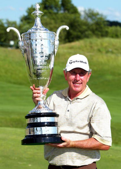 Hale Irwin - 7 wins in Champions Tour majors