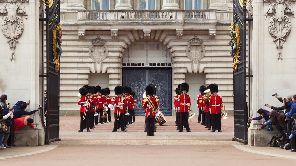 Changing of the Guard Buckingham Palace