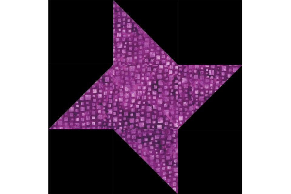 Easy Friendship Star Quilt Block Pattern : easy quilt block patterns - Adamdwight.com