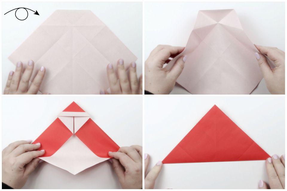 origami santa tutorial 05