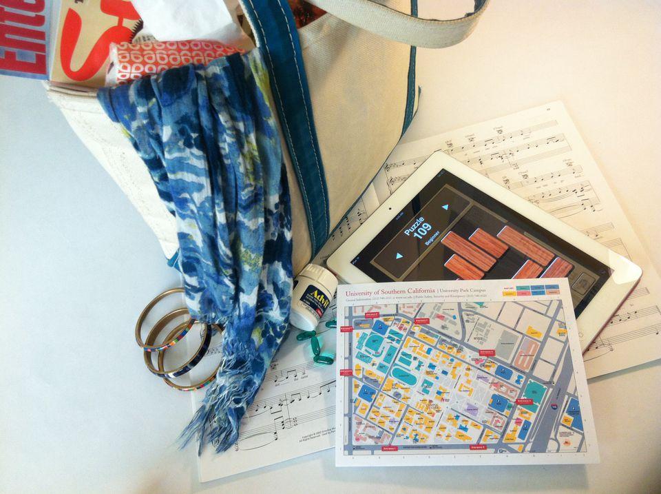 Audition Survival Kit