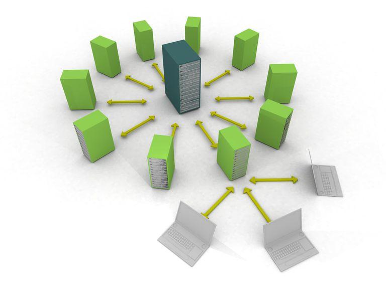 Database sending data