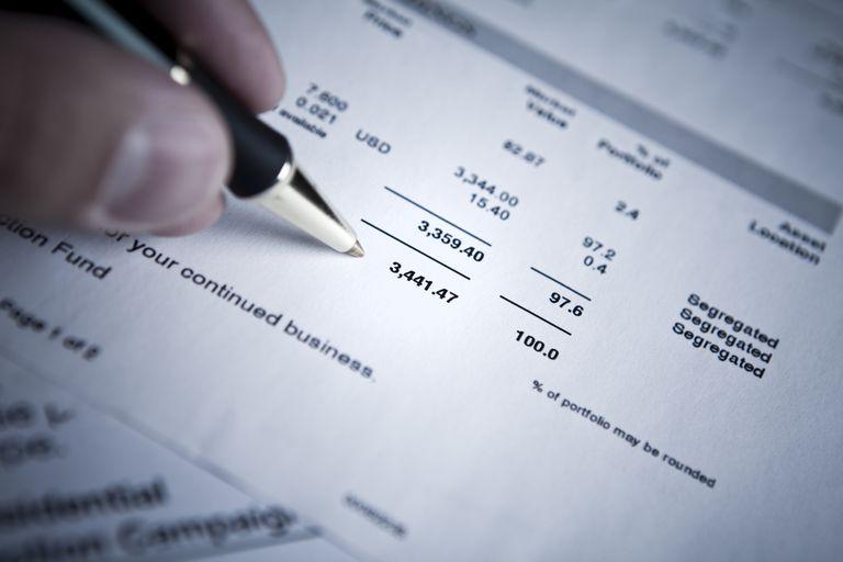 Asset Management Accounts
